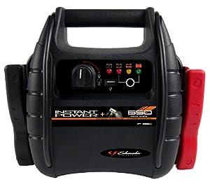 Schumacher IP-95C 9-Ah Jump Starter and Air Compressor