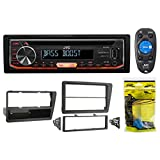 JVC CD Player Receiver USB/AUX/MP3 3-Band Eq+Remote For 05-07 Nissan Frontier