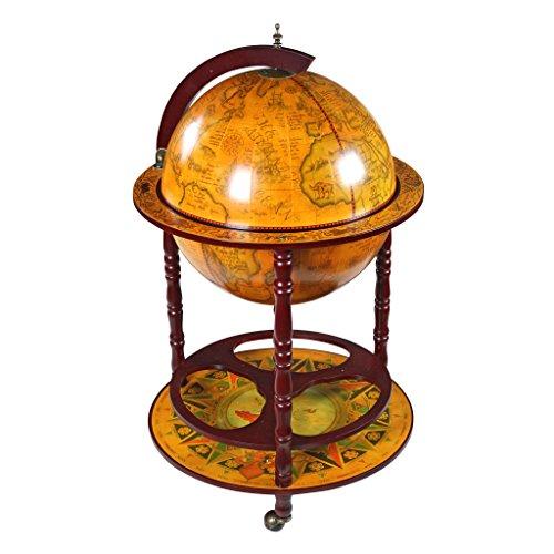 SJ45001 16 Jahrhundert Replikat Italienischer Globus Bar