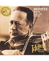 The Heifetz Collection; Volume 17; Bach: Sonatas & Partitas