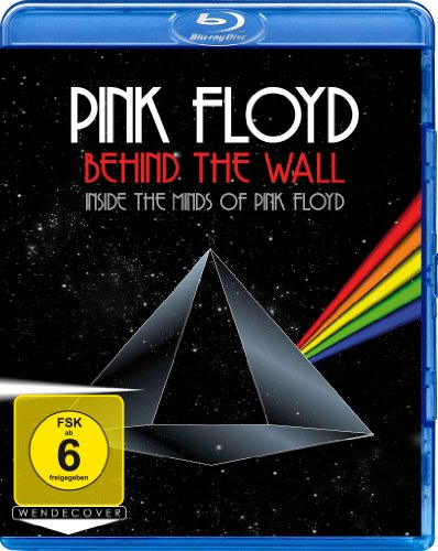 Pink Floyd - Behind the Wall/Inside the Minds of Pink Floyd [Edizione: Germania]