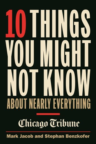 10 Things You Might Not Know About Nearly Everything: A collection of fascinating historical, scientific and cultural facts about people, places and things