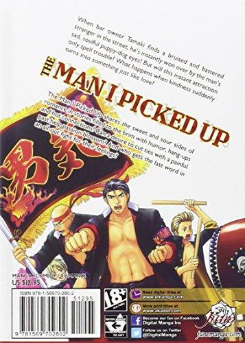 The Man I Picked Up (Yaoi) (Yaoi Manga)