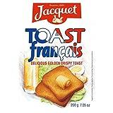 ジャケフレンチトーストの200グラム - Jacquet French Toasts 200g [並行輸入品]
