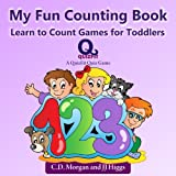 My Fun Counting Book: Learn to Count Games for Toddlers (QuizFit Kindergarten - Preschool Games & Books)