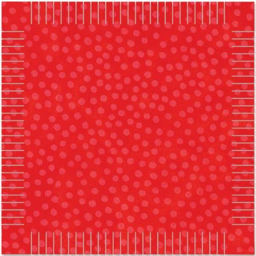 Accuquilt Go! Fabric Cutting Dies; 8-1/2 Inch; Rag Square front-165112