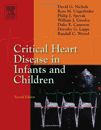 Critical Heart Disease in Infants and Children, 2nd Edition