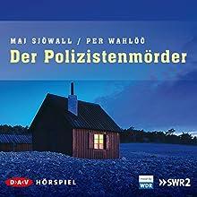 Der Polizistenmörder (Kommissar Martin Beck 9) (       ungekürzt) von Maj Sjöwall, Per Wahlöö Gesprochen von: Charles Wirths, Christian Brückner, Hannelore Hoger