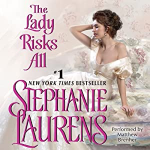 The Lady Risks All | [Stephanie Laurens]