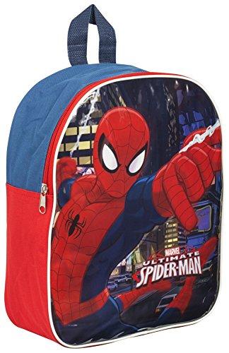 Marvel Ultimate Spiderman, per bambini da esterno, Zaino da viaggio