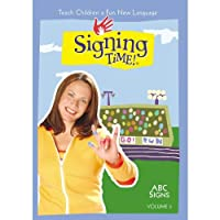 Signing Time Vol. 5 - ABC Signs