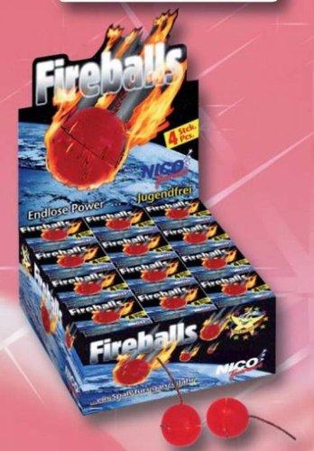 Jugendfeuerwerk Fireballs 36 Stück thumbnail