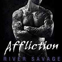 Affliction: Knights Rebels, Book 2 (       UNABRIDGED) by River Savage Narrated by Joe Arden, Lidia Dornet