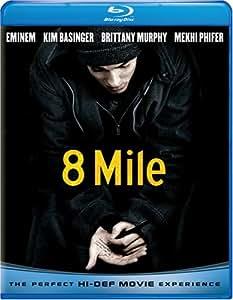 8 Mile [Blu-ray] (Bilingual)