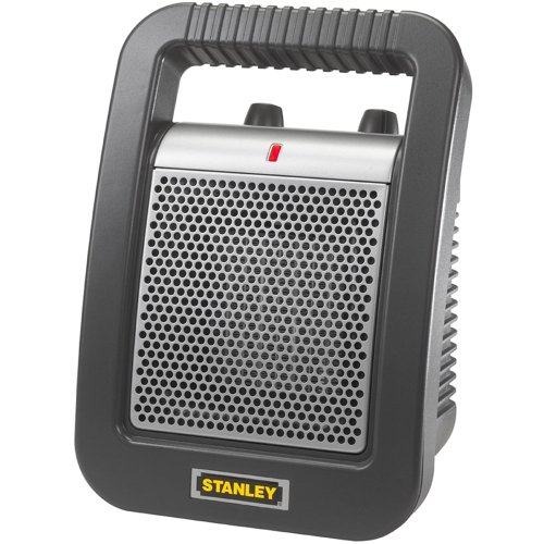 Lasko 675945 Stanley Ceramic Utility Heater, 12-Inch (Electric Heater No Sound compare prices)