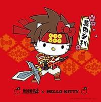 戦国無双4 × HELLO KITTY クリーナークロス 桜 真田幸村