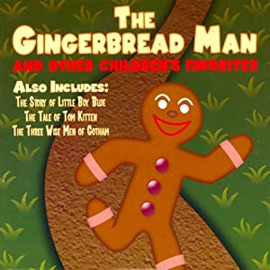 The Gingerbread Man and Other Children's Favorites Audiobook