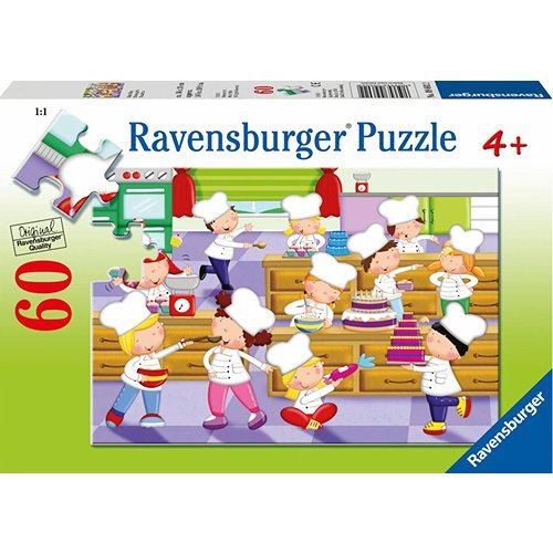 Bake Shop Puzzle, 60-Piece - 1