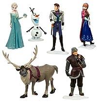 Disneys Frozen Figure Play Set