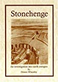 Stonehenge: An Investigation into Earth Energies (0956073301) by Wheatley, Dennis