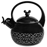 Disney World Parks Gourmet Mickey Mouse Tea Kettle Teapot - NEW