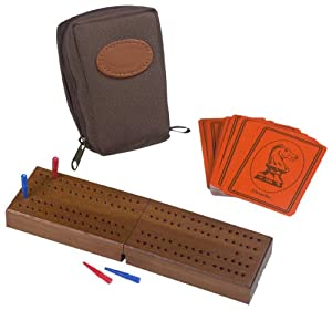 Drueke 906.00 Travel Folding Cribbage