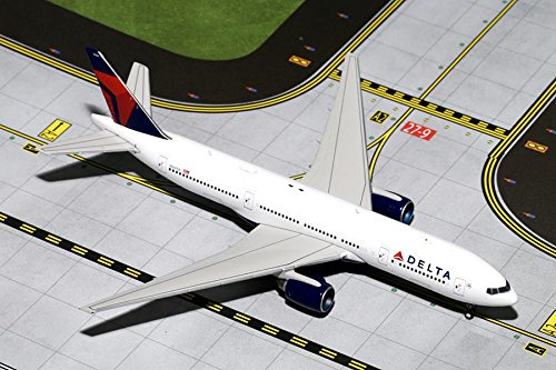 GeminiJets 1:400 Delta Air Lines Boeing 777-200ER (Delta Airlines Model compare prices)