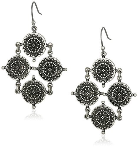 lucky-brand-silver-quad-coin-drop-earrings-by-lucky-brand