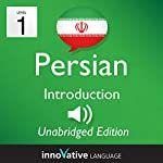 Learn Persian: Level 1 - Introduction to Persian, Volume 1: Lessons 1-25 |  InnovativeLanguage.com