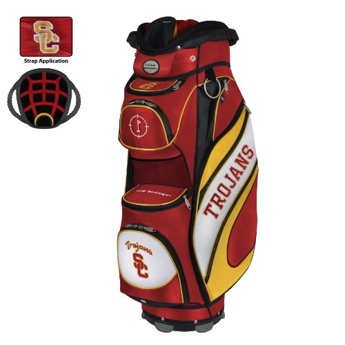 NCAA USC Trojans The Bucket Cooler Cart Bag at Amazon.com