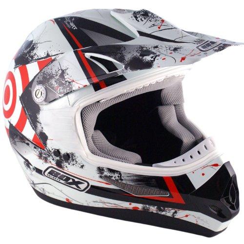 Enduro casque Box-MX-5 casque motocross Rouge M