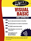 img - for Schaum's Outline of Visual Basic by Gottfried Byron (2001-07-13) Paperback book / textbook / text book