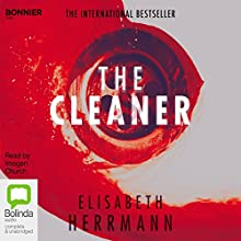 The Cleaner Audiobook by Elisabeth Herrmann Narrated by Imogen Church