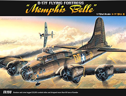 Academy B-17F Flying Fortress