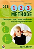 img - for Die 1-2-3 Methode f r Lehrer book / textbook / text book