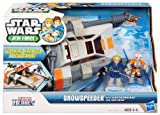 Star Wars Playskool Heroes Jedi Force - Snowspeeder
