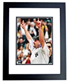 David Wells Autographed New York Yankees 8x10 Photo BLACK CUSTOM FRAME