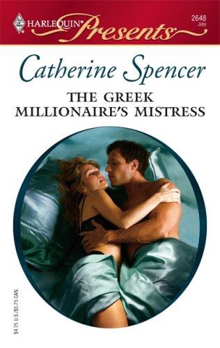 Image of The Greek Millionaire's Mistress