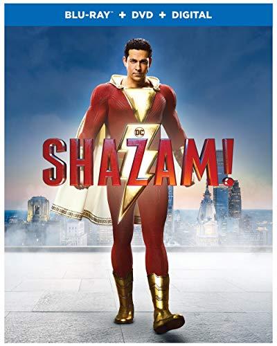 Blu-ray : Shazam (2 Discos)