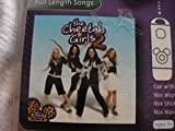 Disney Digital Music Memory Card Mix Clip The Cheetah Girls 2