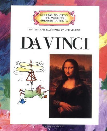 Da Vinci (Getting To Know The World'S Greatest Artists) front-966906