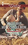 Single Man Meets Single Mom (Billionaires and Babies)