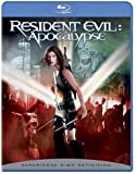Resident Evil: Apocalypse [Blu-ray] by Screen Gems