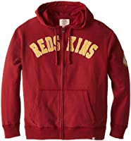 NFL Washington Redskins Men's Striker Full Zip Jacket by Twins Enterprise/47 Brand