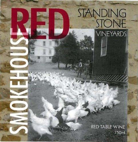 Nv Standing Stone Vineyards Smokehouse Red 750 Ml