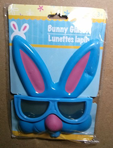 Children's Novelty Bunny Glasses/Mask Toy by Easter