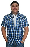 Men's Two Sided Short Sleeve Woven by Ecko
