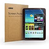 [1-Pack] Anker® Galaxy Tab 3 10.1 Zoll Clear Schutzfolie Displayschutz Screen Protector für Samsung Galaxy Tab 3 10.1 SM-P5210 - Klar - Beste Qualität aus Japanischem PET Material