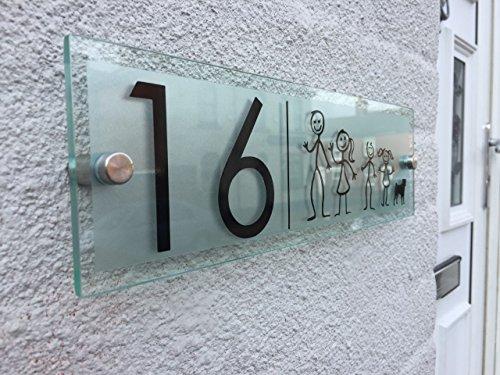 moderne-house-plaque-numero-de-porte-famille-en-acrylique-effet-verre-grave
