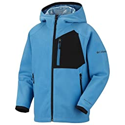 Columbia Thermorator Hoodie Jacket, Compass Blue, 4-5